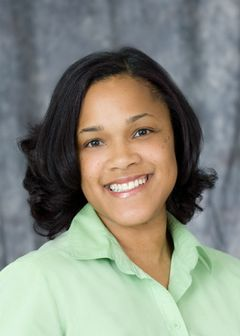 Candace Holmes, D.