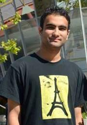 Amulya R B.