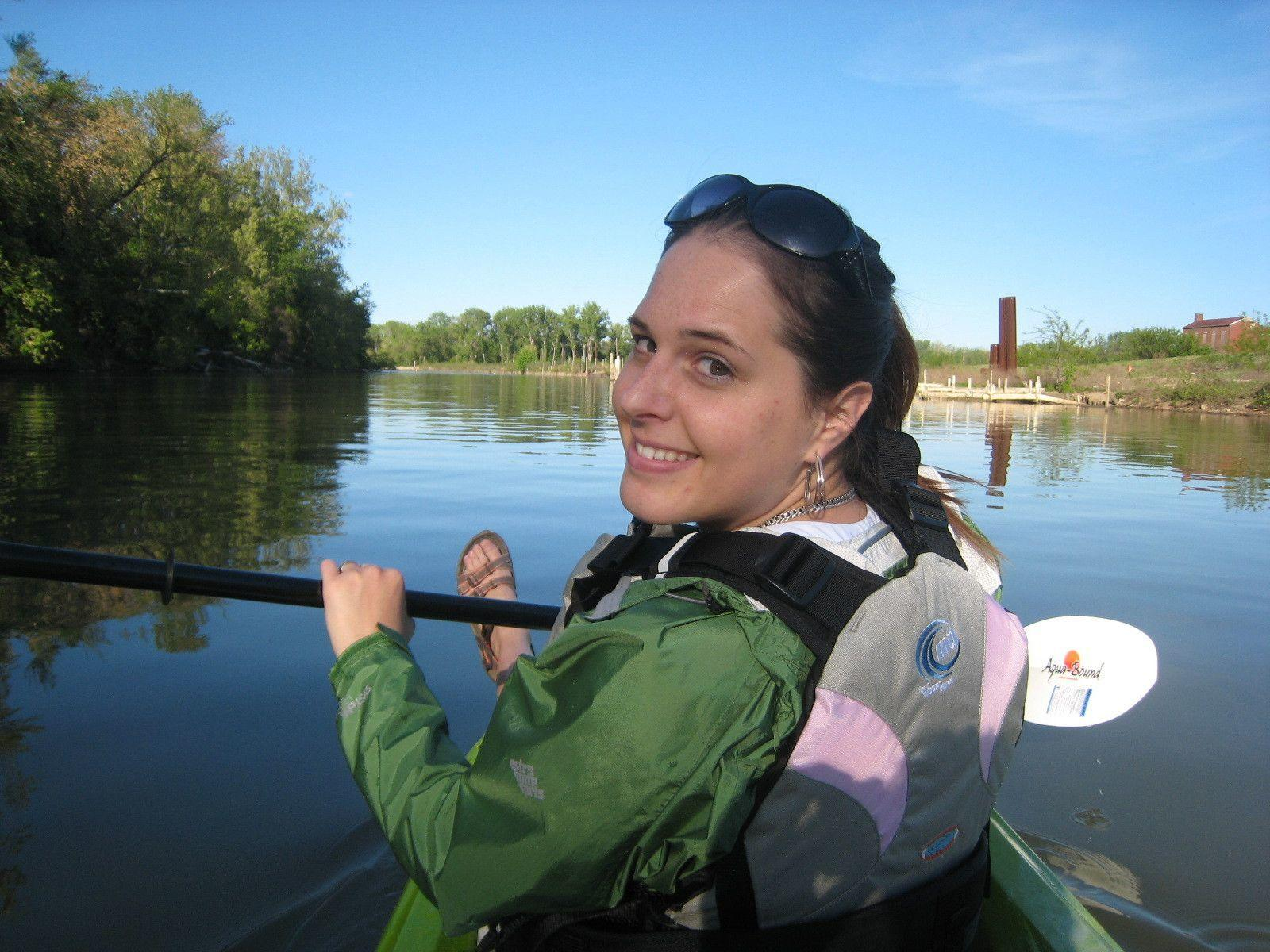 Louisville kayak meetup