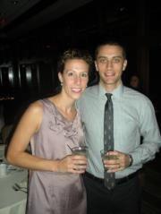 Kate and Brett L.