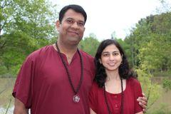 Priya and D.