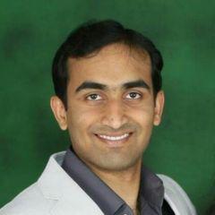 Arjun S M.