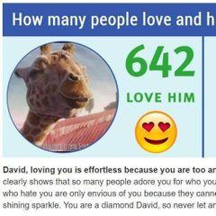 David L T.