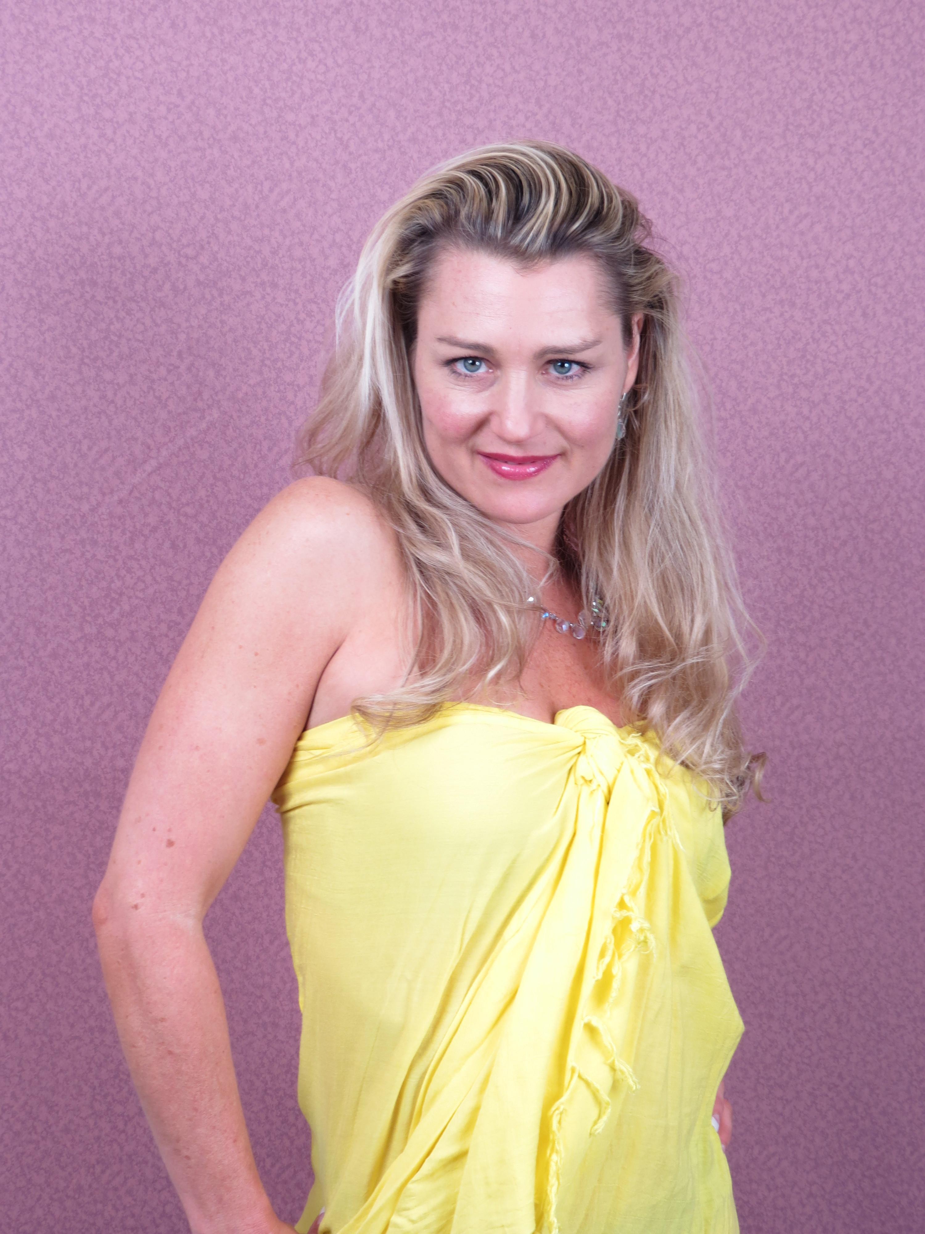 Woman in Santa Clara