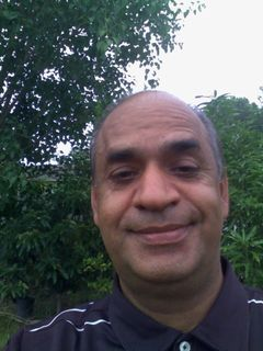 yoga Guru V.