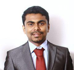 Manesh J.