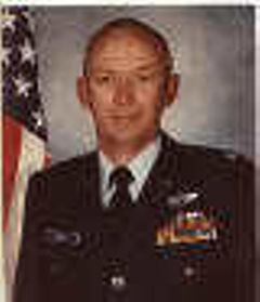 Col. Marvin W. Howell (.