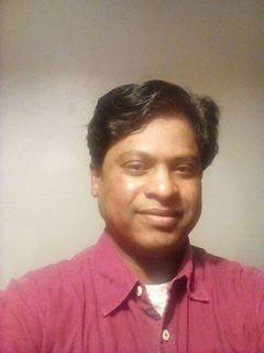 Arun M B.