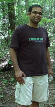 Jishnu Venkatram V.