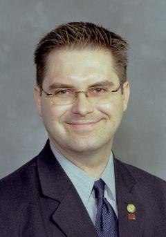 Arthur R. van der Vant, T.