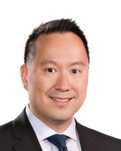 Stephen Lau, BCom, LLB, R.