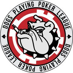 Dogs Playing Poker L.
