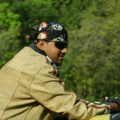 Aravind R.