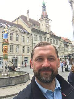 Andrei Grigorov CEO, C.