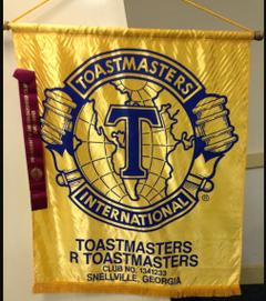 Toastmasters R T.