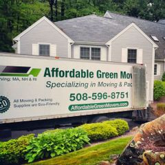 """Ed """"Affordable Green Movers"""" S."""