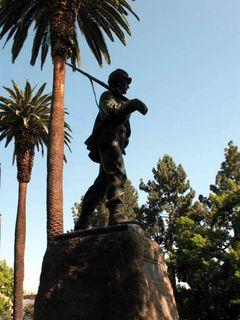 Pasadena Civil War Round T.