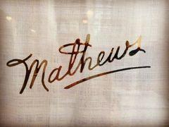 Mathews J.