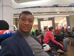 Samuel Benjamin Kofi A.