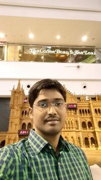 Sudharshan P.
