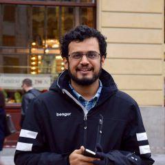 Aravindh S.