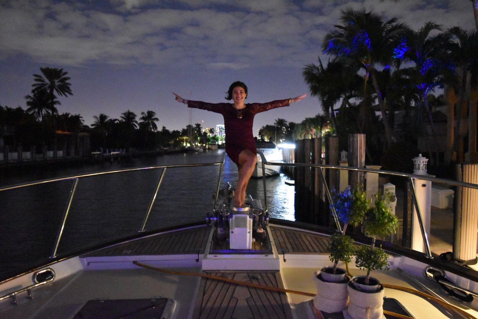 Maria De la U  - FREE English Conversation Club (Miami, FL) | Meetup