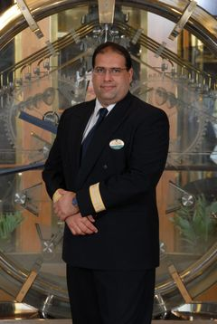 Kaizad P.