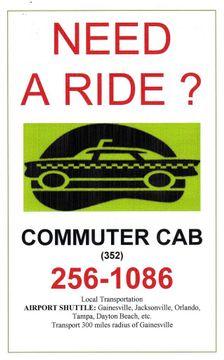 Commuter Cab 3.