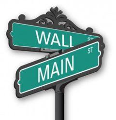 Wall Street at Main S.