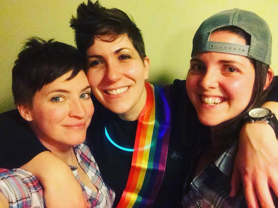 Nyc lesbian meetup