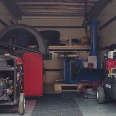 Traveling Wheels Mobile Tire S.