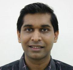 Rajiv M R.