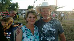 Kirk and Kathy F.