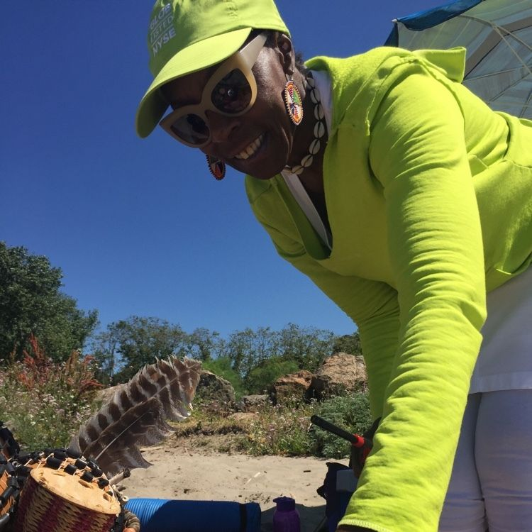Sandra juanita c outdoor afro northern california for Garden pool meetup