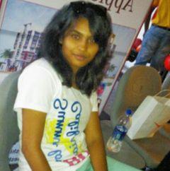 Pratyusha R.