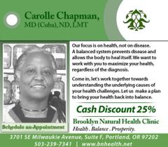 Dr. Carolle C.