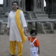 Sharmila R