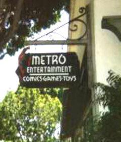 Bob Metro E.