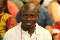 Maxwell Azongo A.