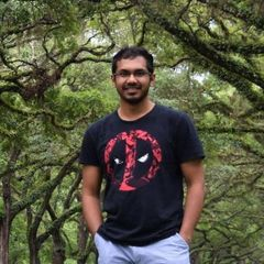 Bhuvanesh S.