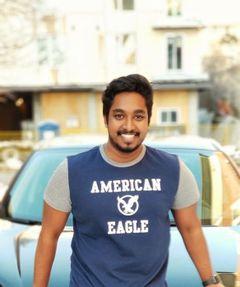 Ananthu K.