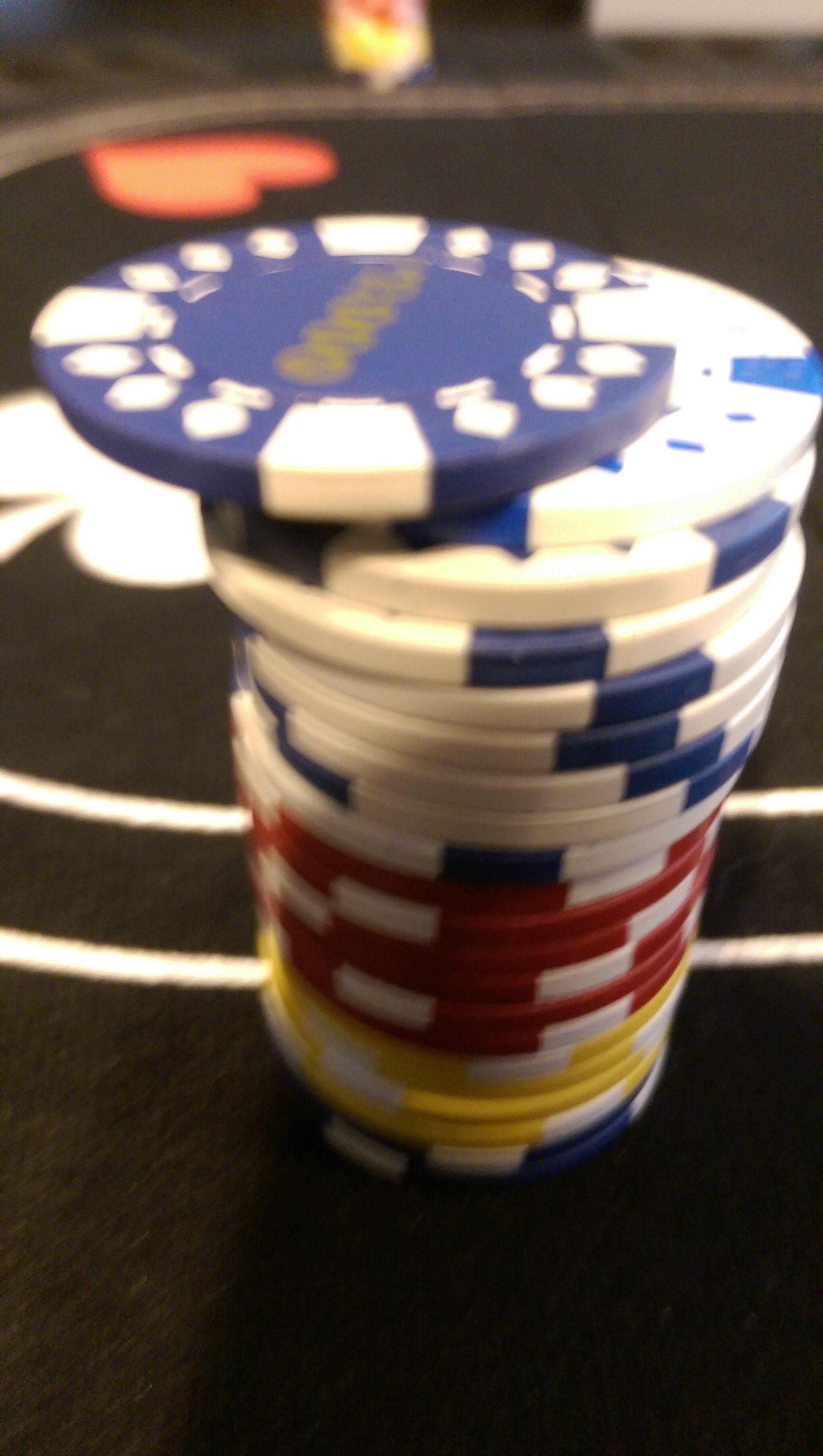 San antonio poker
