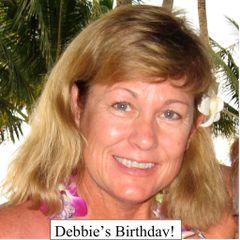 Debra F.