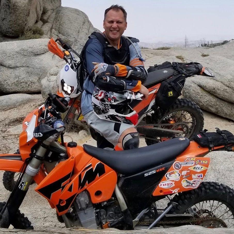 Gerald n california dual sport riders escondido ca for Yamaha escondido ca