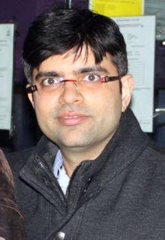 Sandeep V.