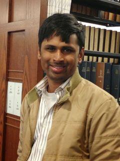 Raghavendra S.