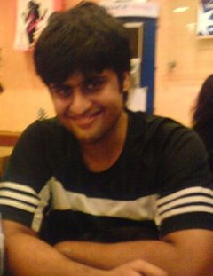 Kavi Gaurav R.