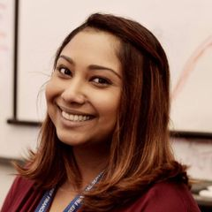 Shazia A.