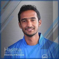 Hasitha P.