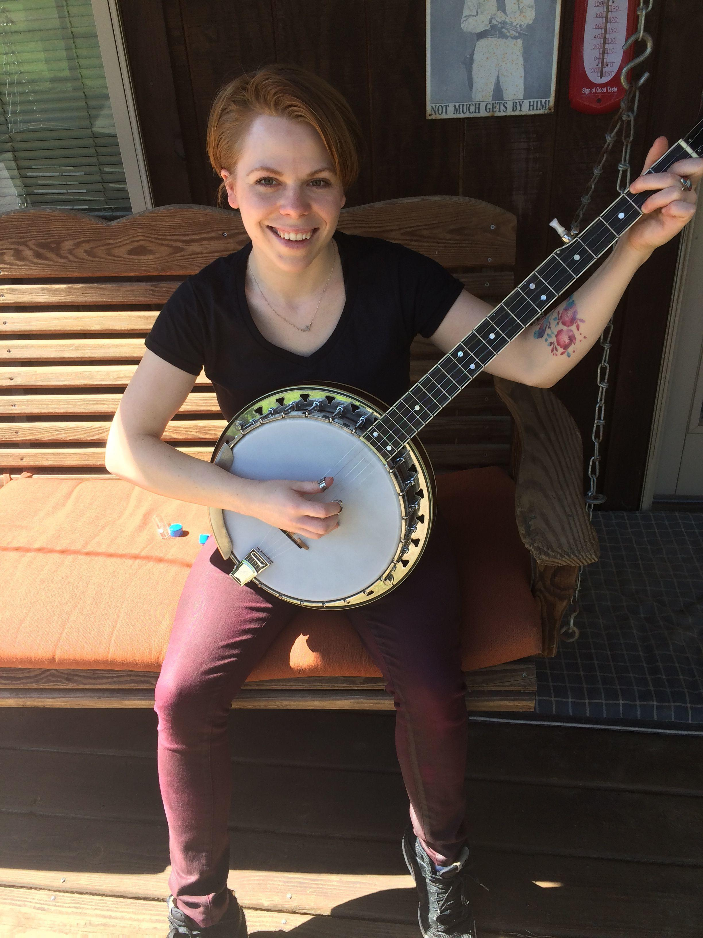 Cara T  - NYC BLUEGRASS SLOW JAM (for Adv beginners and Int